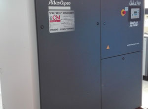 Atlas Copco GA37FF Oiled screw compressor