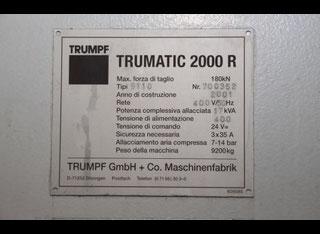 Trumpf 2000R P80522039