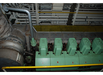 Caterpillar Mak 8M32C Generator set