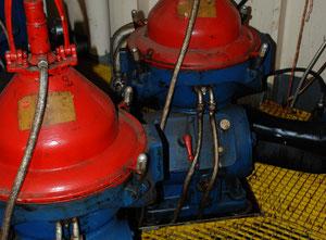 Yakıt arıtma tesisi Alfa Laval FOPX 605 TFD-24