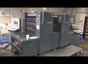 Heidelberg SM 74-2 Offset two colours