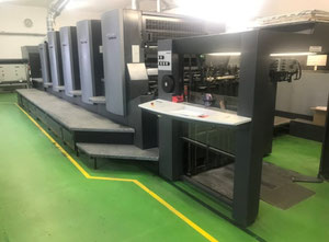 Heidelberg CD 102-4 L Offset four colours