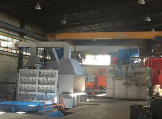 Gautschi Sistem Teknik, Assimakis ALUMINIUM LOGS CASTING HOUSE P80524155