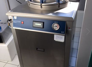 Autoclave Steam JSM 75