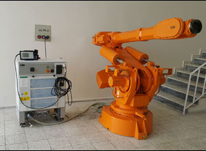 Robot industriale ABB IRB 6400