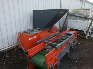 Weima WLK 4 Wood chipping machine