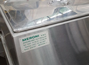 Used Meroni AC25 Cleaning and sterilizing machine