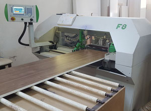 Hirzt F8 drilling machine