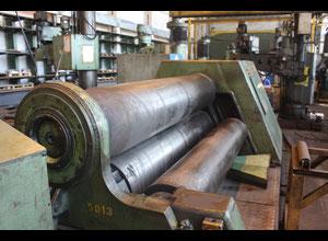 Roundo PAS 420/CNC Plate rolling machine