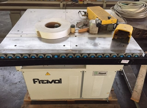 FRAVOL A 16 S double sided edgebander