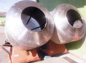 Gebraucht DUMOULIN TVV 1400 Schokoladenproduktionsmaschine Drageekessel