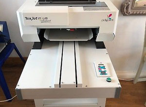 Polyprint Textjet + Rotary textile printer