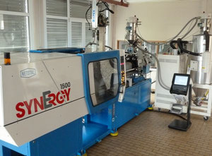 Netstal Synergy 1500 K - 460 Injection moulding machine