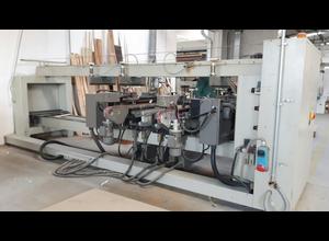 Vyvrtávačka, vrtačka a lisovací stroj na hmoždinky Morbidelli FM 400 SA