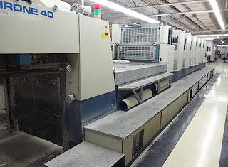 Komori L640+CX Offset Press P80530061