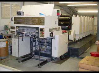 Akiyama Bestech 628BCL Offset Press P80530075