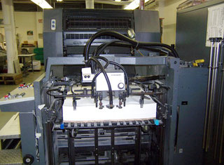Heidelberg SM74-6P3 Offset Press P80530086