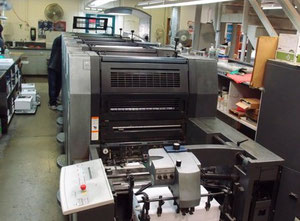 Offset 6 kolorow Heidelberg SM52-6P3H Offset Press