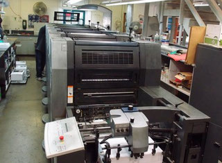 Heidelberg SM52-6P3H Offset Press P80530092