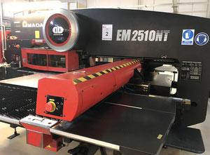 CNC punch makinesi Amada EM 2510 NT