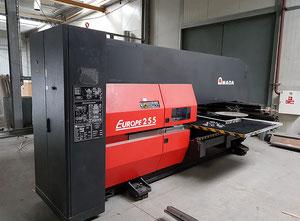 CNC punching Amada Europe 255