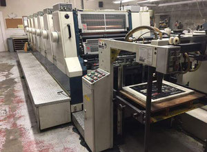 Offset 6 kolorow Komori L628 Offset Press