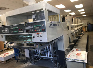 Komori L640 Offset Press P80530165