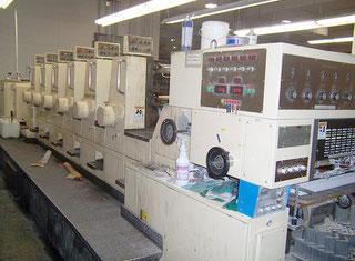 Akiyama 628 BESTECH Offset Press P80530215