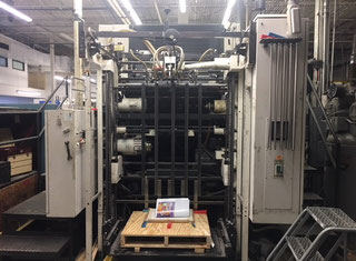 Akiyama BT640BCL Offset Press P80530220