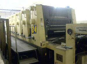 Offset seis colores Akiyama BESTECH BT 640 Offset Press