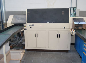 Máquina de postimpresión Durrer DULA 4