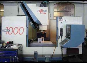 FAMUP MCX 1000-24 Bearbeitungszentrum Vertikal