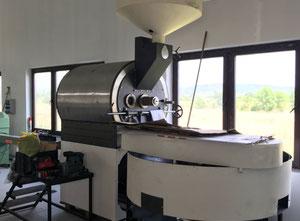 Tostador de café Yücel 90-120 kg