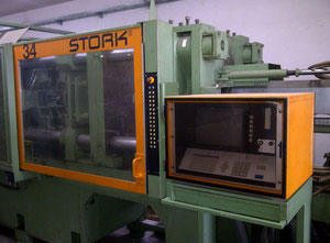 Stork SX 3300 - 2100 Injection moulding machine