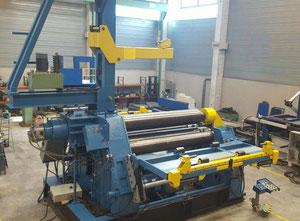 Sertom QCV45 Plate rolling machine