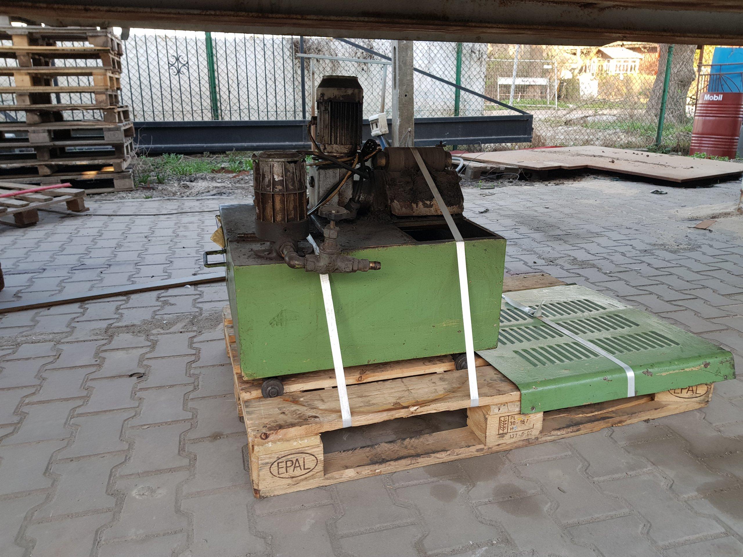 Niesamowite Szlifierka płaszczyznowa magnesowa 1000x300 Maszyny używane - Exapro DL75