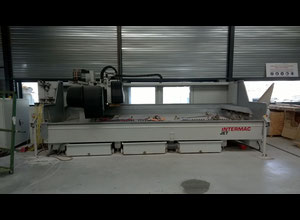 Intermac Jet Vetro Glass bevelling machine