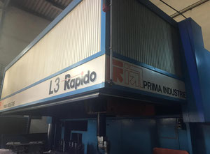 Prima Rapido 5 Laserschneidmaschine