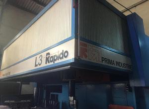 Prima Rapido 5 axis laser cutting machine