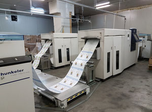 Xerox 650/1300CF Printing machine