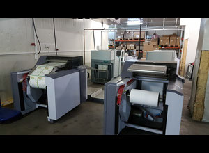 OCE 7550 TWIN Printing machine