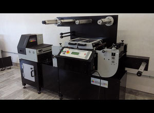 Rotační flexotiskový stroj Digital Label Press DLP-2000