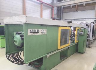 Arburg 470 V - 2000 - 675 P80612084