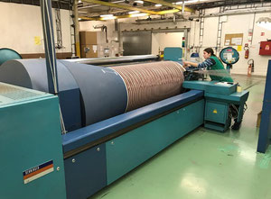 Used Benninger Ergotronic Sectional warping machine