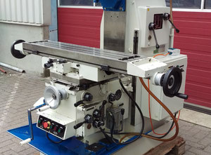 Weyrauch FU-R 1100 universal milling machine - SOLD