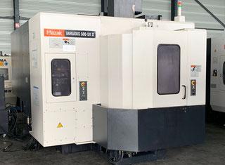 Mazak Variaxis 500-5x II P80613081