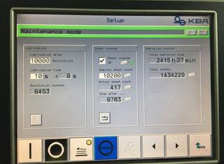 Ba Koenig & Bauer Ag KBA Genius 52-5 P80613097