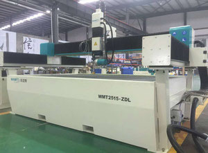 Su jeti kesim makinesi Harbin Qian Fan Xi Feng Machinery Co.Ltd WMT2515-AL