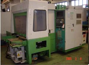 Mazak H400B Machining center - horizontal