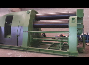 2500x 50 mm 3 roll plate bending machine